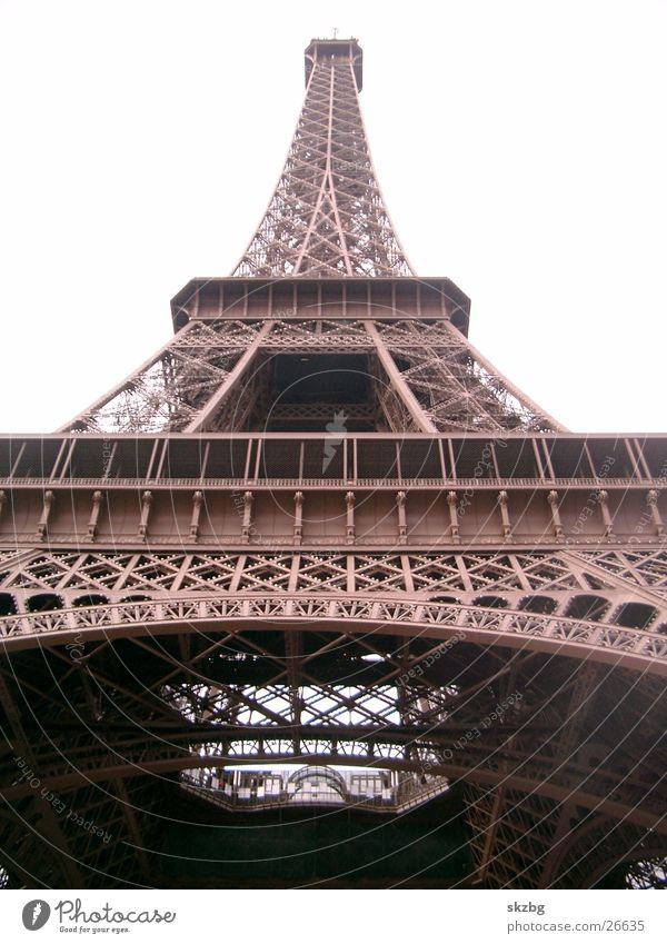 City Paris Historic Eiffel Tower