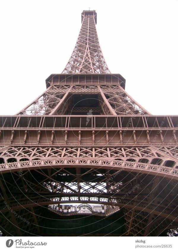 Paris - Tour Eiffel Eiffel Tower Town Historic