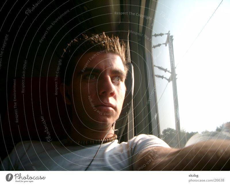 skzbg Railroad Human being handsome French man