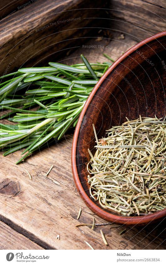 Fresh rosemary bunch plant herb green fresh food herbal healthy medicine spice raw branch leaf aroma seasoning aromatic twig fragrant flavor evergreen condiment