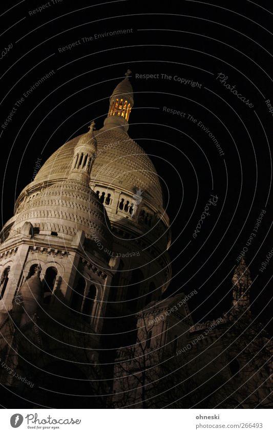 Religion and faith Church Belief Paris Tourist Attraction Sacré-Coeur Montmartre