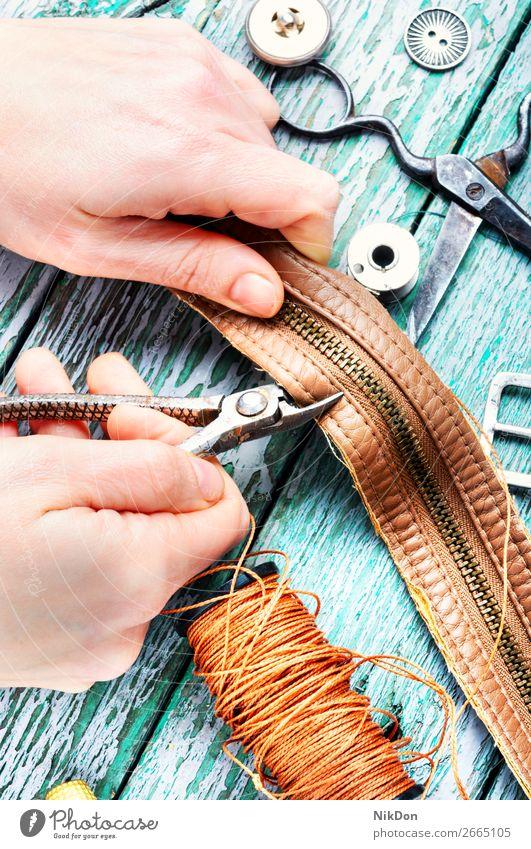 Tools for leather craft handmade tool manual work workshop processing repair handicraft shoemaker old hobby manufacturing craftsman retro workmanship equipment