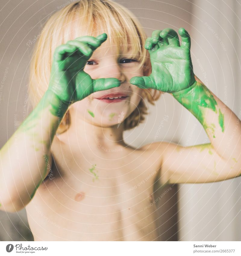 childrens hand Human being Masculine Child Boy (child) Infancy Life Body Skin Head Face Eyes Mouth Lips Teeth Chest Arm Hand Fingers 1 3 - 8 years Painter Moody