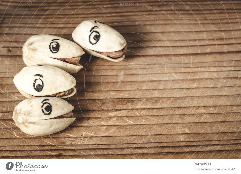 group snuggling Food Pistachio Wood Smiling Laughter Looking Friendliness Happiness Funny Brown Emotions Friendship Together Contentment Relationship