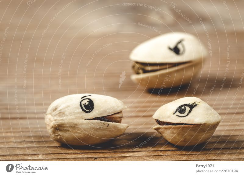 jealousy Food Pistachio Rutting season Smiling Looking Funny Anger Brown Emotions Happy Sympathy Friendship Together Love Infatuation Romance Jealousy