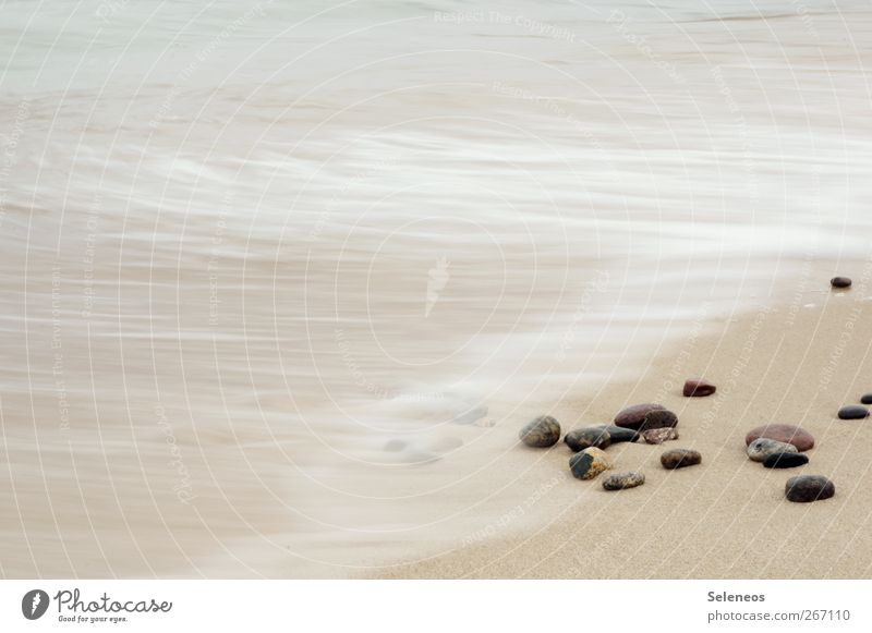 go for a swim Wellness Relaxation Calm Meditation Summer Beach Ocean Island Waves Environment Nature Landscape Water Coast Stone Wet Wanderlust Movement