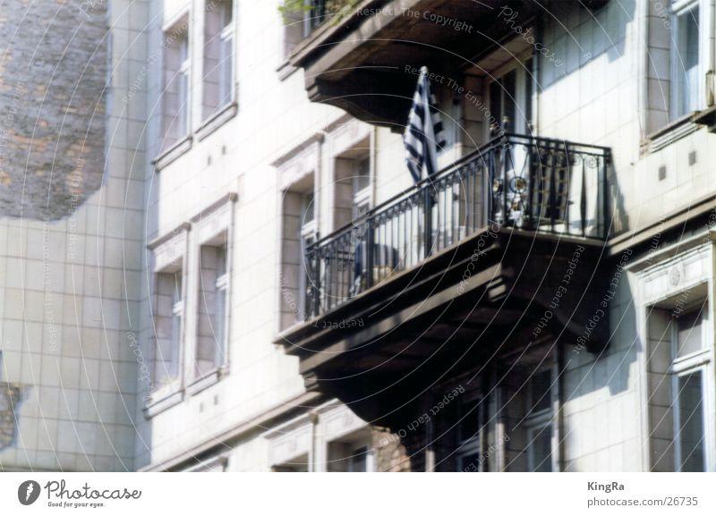 Sun Berlin Window Building Architecture Balcony Sunshade