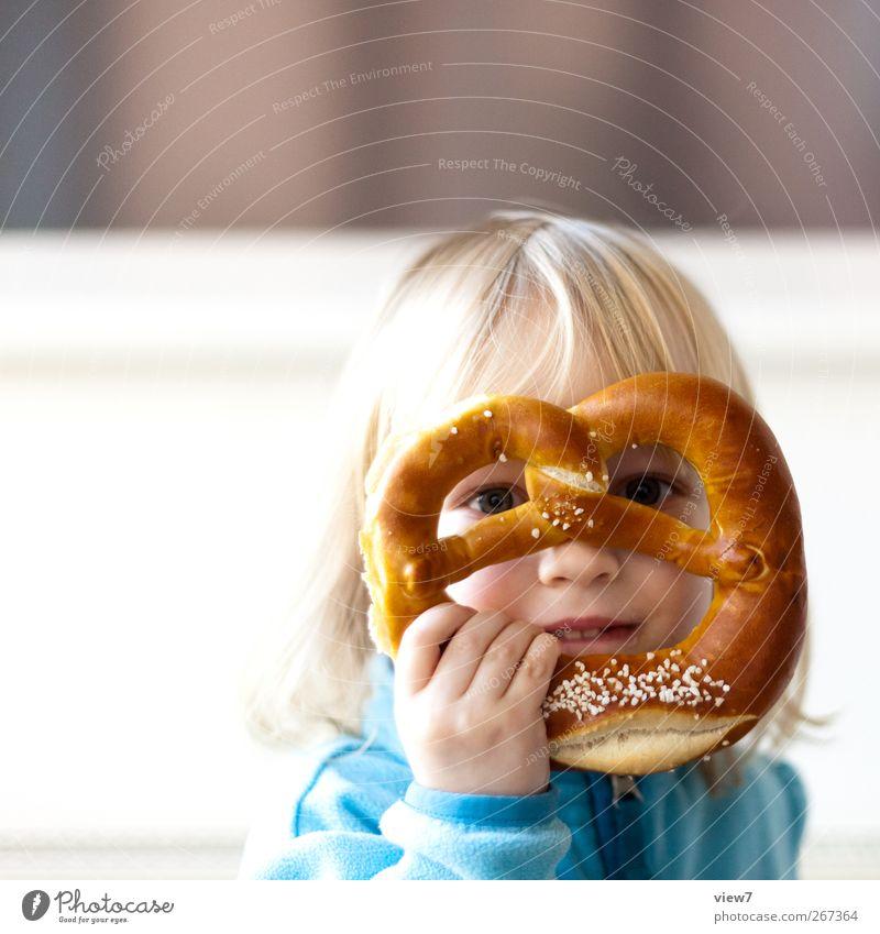 Human being Child Girl Nutrition Feminine Food Funny Eating Infancy Observe Toddler Discover Make Transparent Baked goods Salt