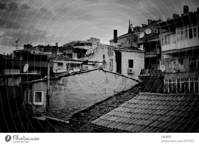 Istanbul Old City Vacation & Travel House (Residential Structure) Architecture Flat (apartment) Trip Poverty Tourism Living or residing Europe Village Downtown