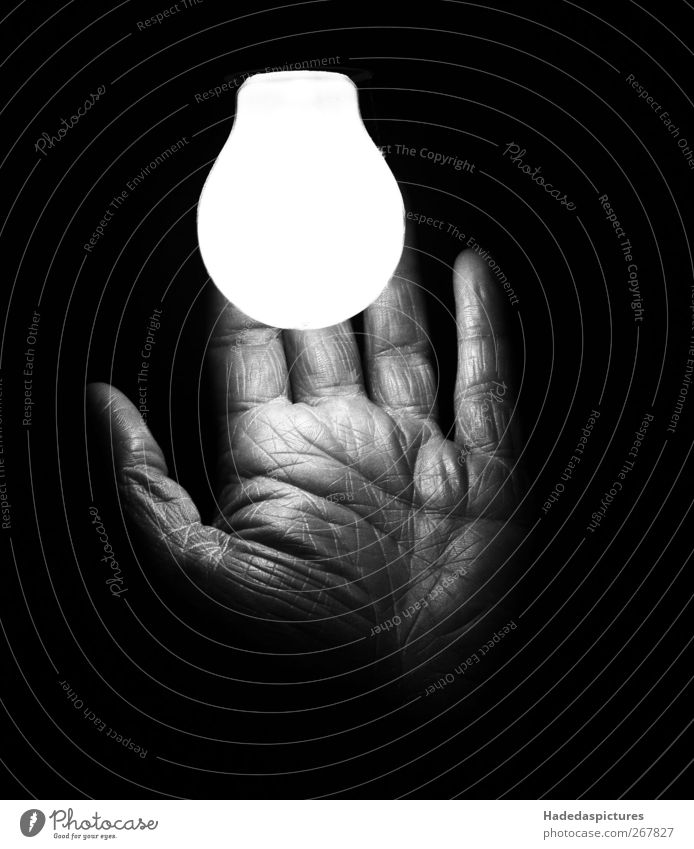 Detail Illumination Human being Masculine Hand 1 18 - 30 years Youth (Young adults) Adults 45 - 60 years Old Touch Dream Exceptional Dark Near Emotions Moody