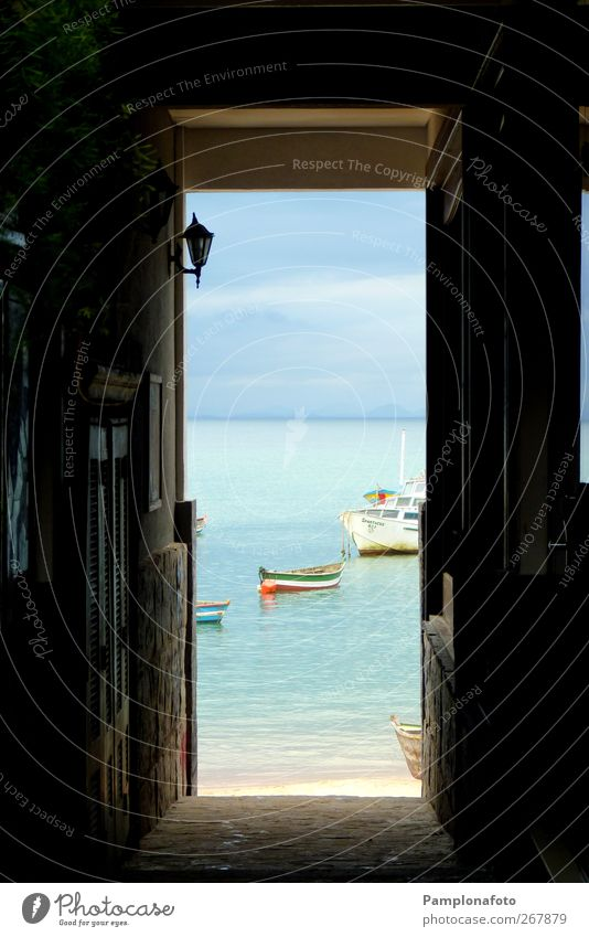 Door to Buzios Nature Vacation & Travel Ocean Summer Beach Environment Landscape Architecture Art Swimming & Bathing Climate Trip Tourism Lifestyle