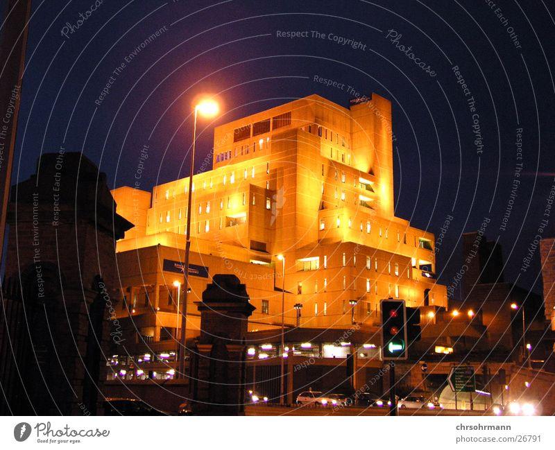 Street Lamp Dark Lighting Architecture Lantern England Futurism Great Britain Liverpool