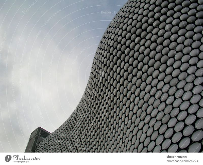 dots England Great Britain Birmingham Shopping malls Architecture great Selfridges bullring
