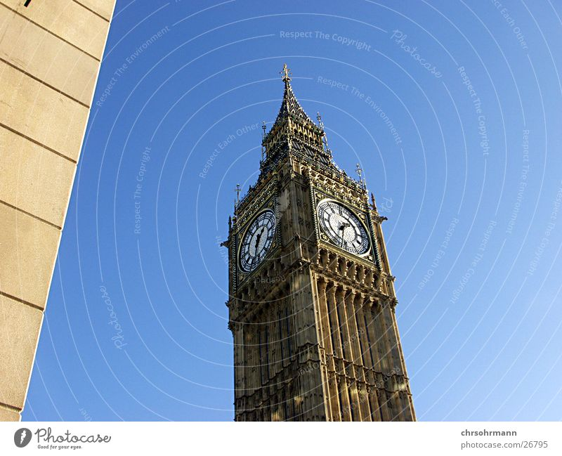 Big Ben I London England Great Britain Architecture Tower