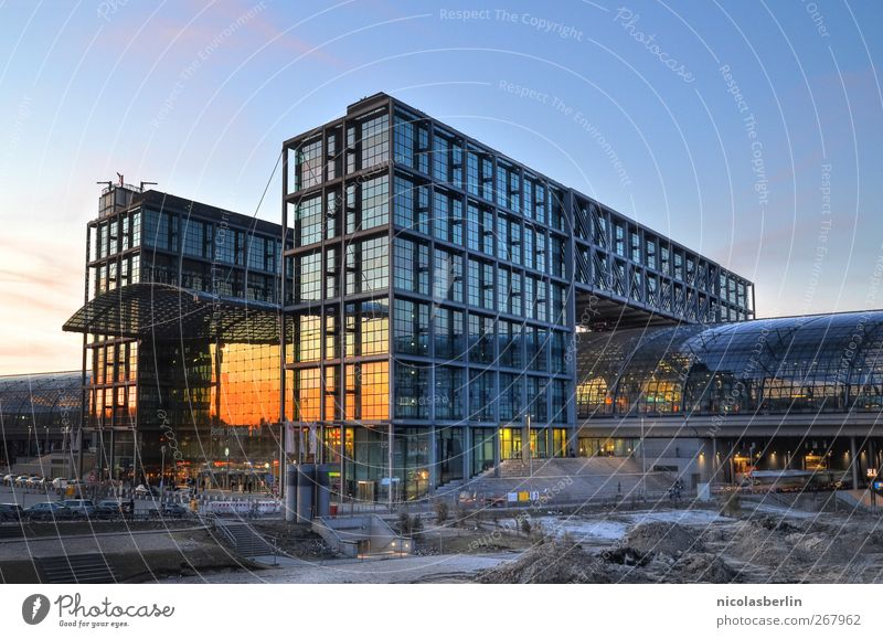 City Vacation & Travel Sun Summer Window Berlin Architecture Building Metal Transport Modern Tourism Roof Technology Beautiful weather Manmade structures