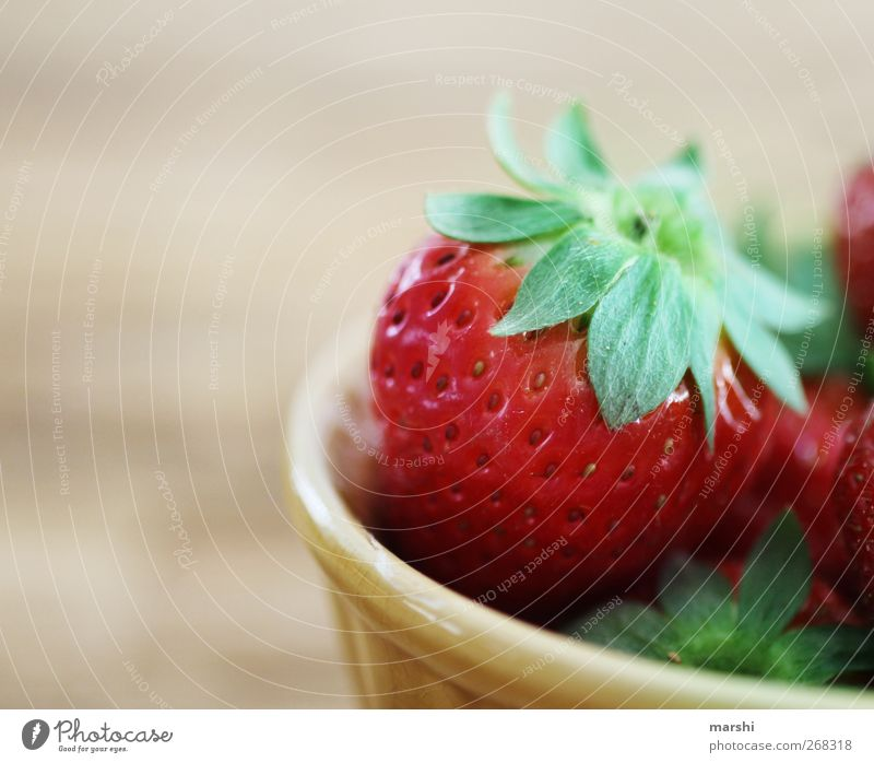 strawberry day Food Fruit Nutrition Green Red Strawberry Fruity Delicious Juicy Fitness Tasty Flavorsome Appetite Healthy Eating Colour photo Interior shot