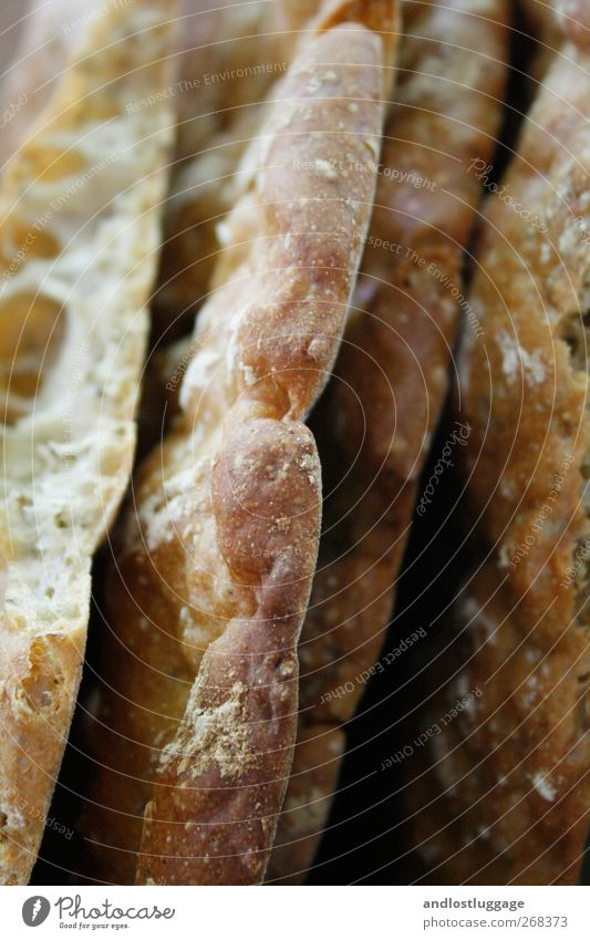 Marktleben II - Crispy, crispy, shaken bread Food Bread Nutrition Organic produce Vegetarian diet Slow food Shopping Farmer's market Market stall Market trader