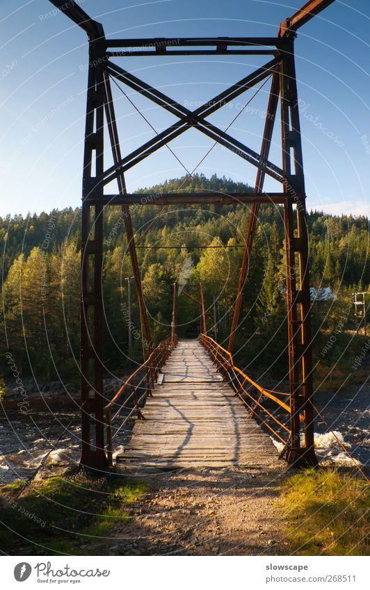 Blue Old Summer Black Street Autumn Warmth Lanes & trails Gray Brown Gold Adventure Bridge Broken Change Transience
