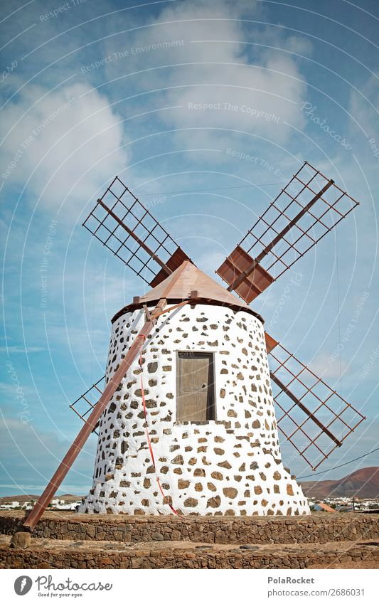 #AS# Windmill House (Residential Structure) Senior citizen Mill Nostalgia Wind energy plant Renewable energy stonewalled Wall (barrier) Southern Beautiful Old