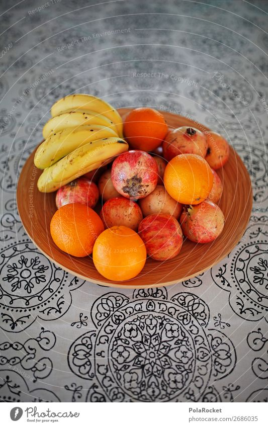 #AS# Snack plate Bowl Esthetic Fruit bowl Healthy Eating Delicious Vitamin Vitamin-rich Many Diet Vegan diet Vegetarian diet Tropical fruits Exotic Colour photo