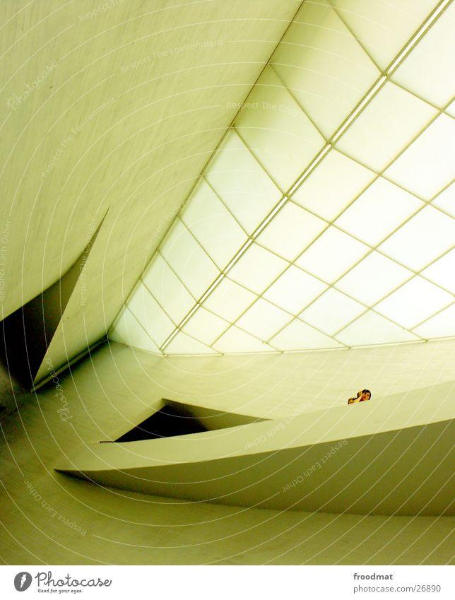 Kiasma - Helsinki #1 Spirited Large Might Style Architecture kiasma Museum Perspective Human being