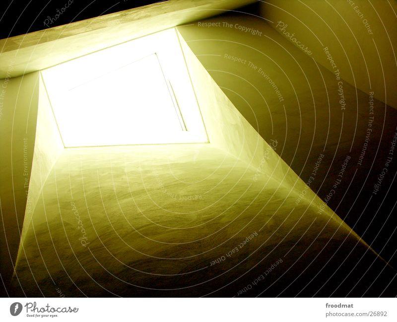 Human being Style Window Architecture Perspective Museum Plaster Finland Hatch Shaft of light Spirited Helsinki