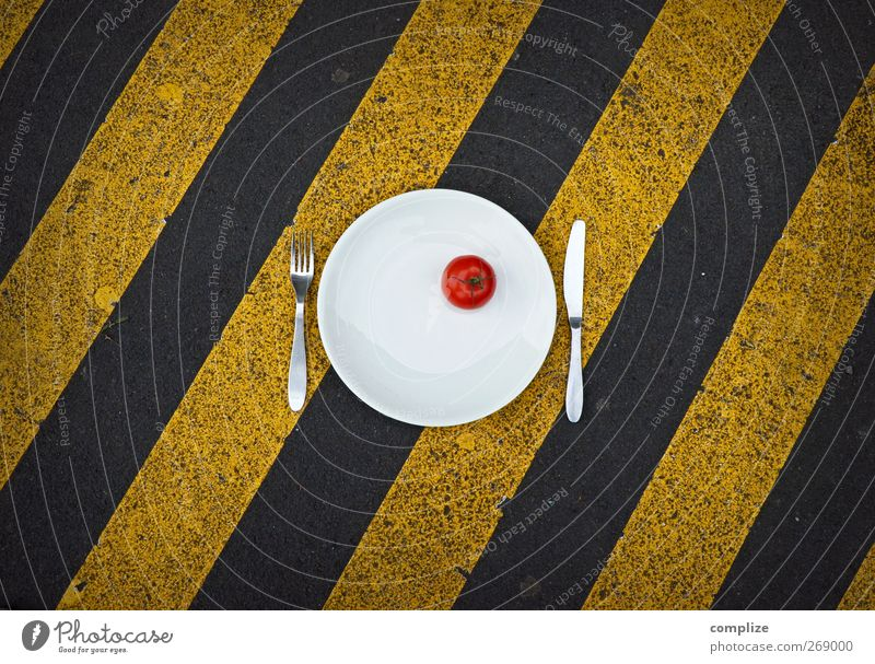 City Red Yellow Street Life Line Signs and labeling Places Nutrition Stripe Wellness Vegetable Diagonal Crockery Plate Organic produce