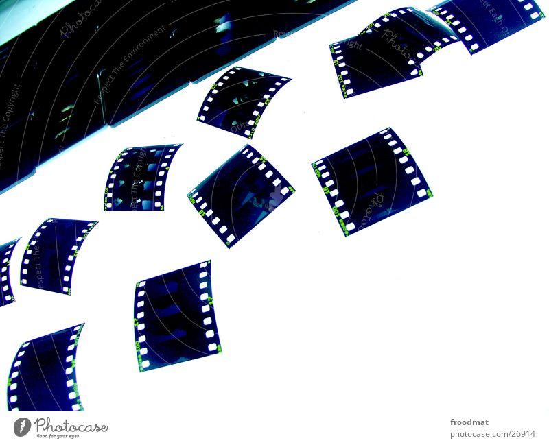 Bright Photography Crazy Film industry Image Analog Craft (trade) Transparent Diagonal Arrange Slide Development Selection Scan Negative Comprehend