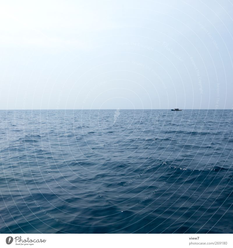 Ywd Environment Nature Landscape Water Sky Cloudless sky Summer Climate Beautiful weather Waves Ocean Navigation Boating trip On board Observe Driving Make
