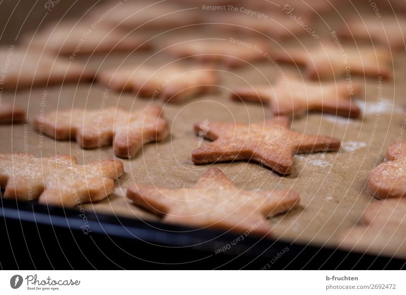 Healthy Eating Christmas & Advent Food Background picture Feasts & Celebrations Nutrition Metal Star (Symbol) Delicious Kitchen Baked goods Candy