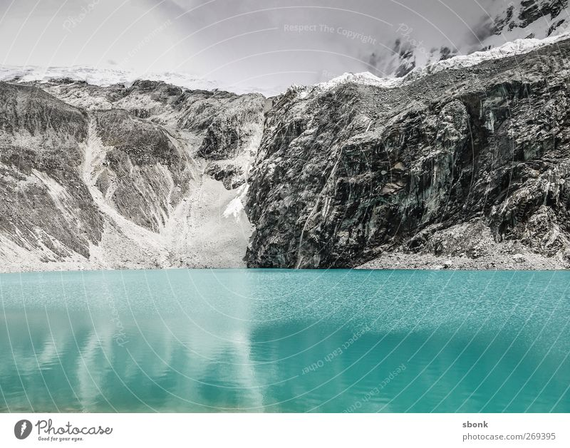 Sky Nature Water Vacation & Travel Clouds Environment Landscape Cold Snow Mountain Lake Ice Rain Rock Hiking Frost