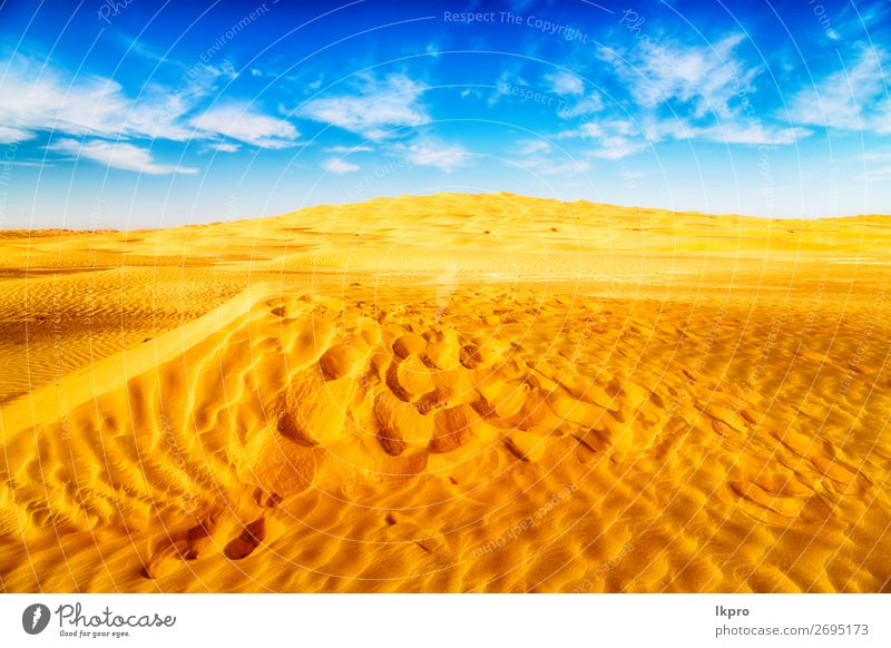 in oman old desert rub al khali the empty Sky Vacation & Travel Nature Summer Beautiful White Landscape Sun Loneliness Black Yellow Tourism Stone Gray Rock Sand