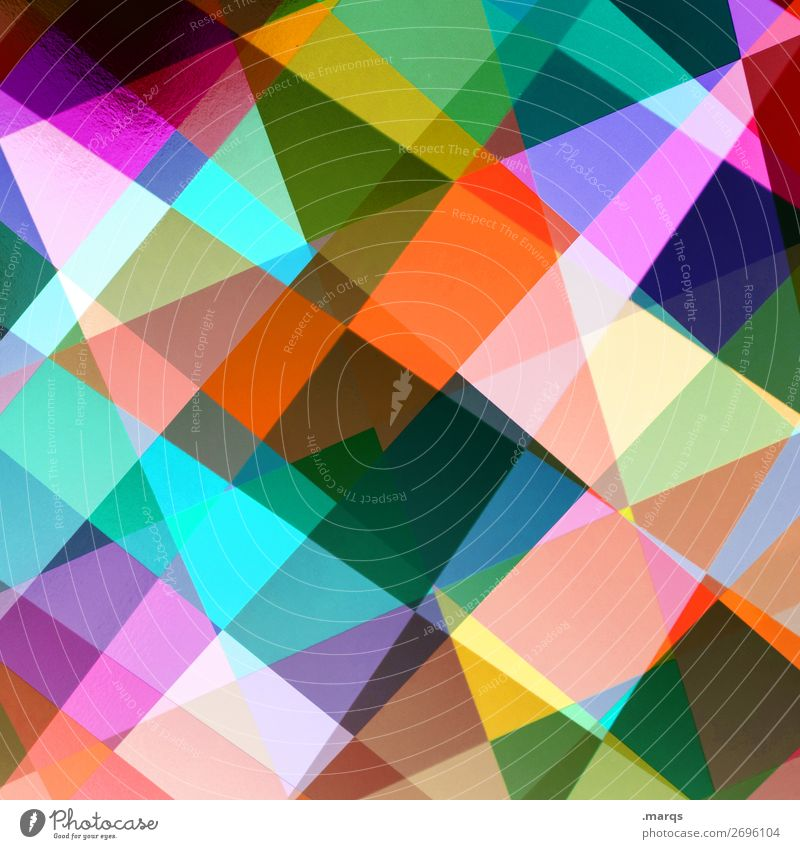 MiX Lifestyle Elegant Style Line Rectangle Mosaic Exceptional Cool (slang) Hip & trendy Uniqueness Modern Crazy Multicoloured Colour Double exposure Grid