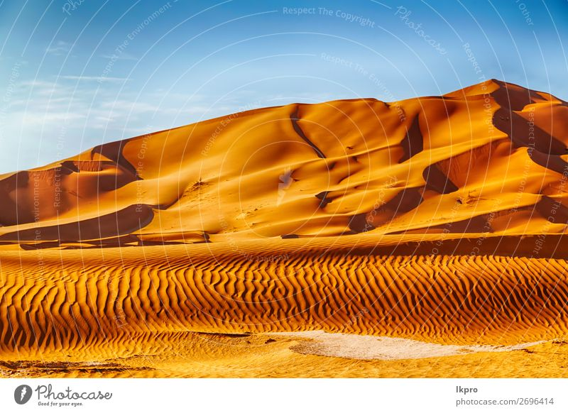 in oman old desert rub al khali the empty quarter Sky Vacation & Travel Nature Summer Beautiful White Landscape Sun Loneliness Black Yellow Tourism Stone Gray