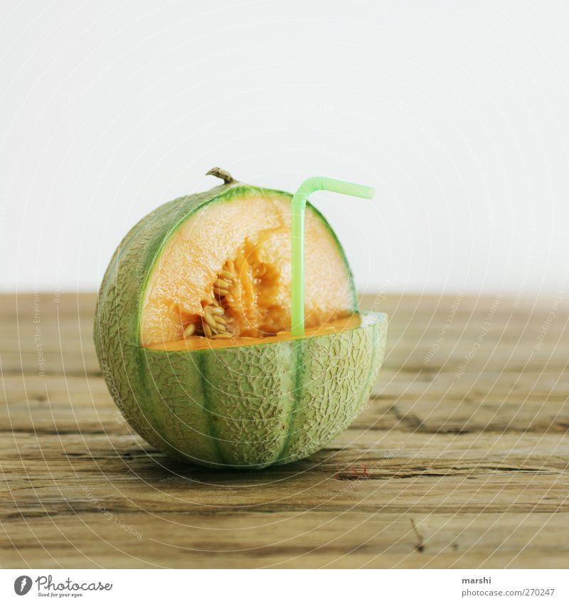 Green Healthy Orange Fruit Nutrition Food Beverage Sweet Symbols and metaphors Drinking Juicy Vitamin Juice Cold drink Straw Snack