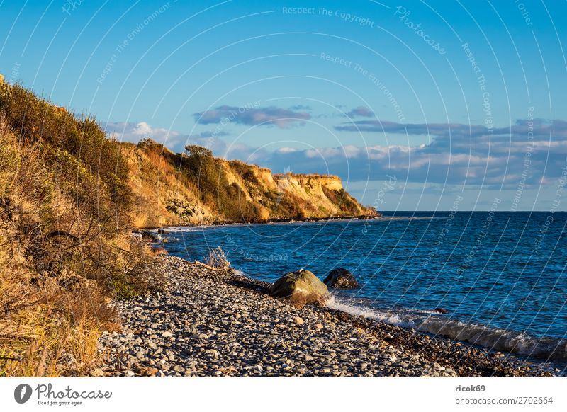 Vacation & Travel Nature Blue Green Water Landscape Tree Ocean Relaxation Clouds Beach Autumn Environment Coast Tourism Stone