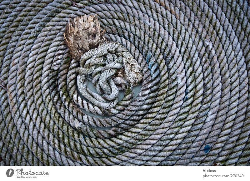 Gray Rope Harbour Navigation Knot Tug-of-war