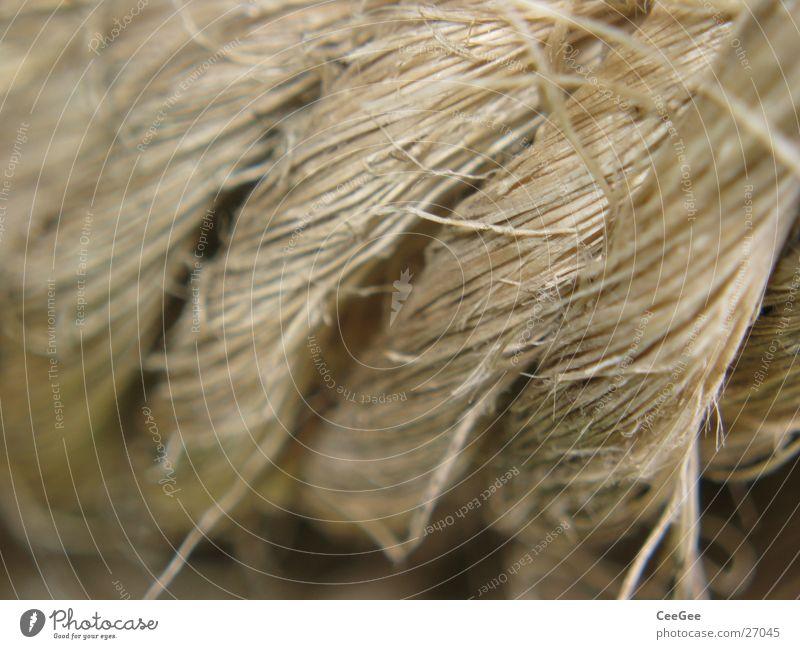 Brown Waves Rope Industry Circle Thread Woven Ochre Plaited Hemp
