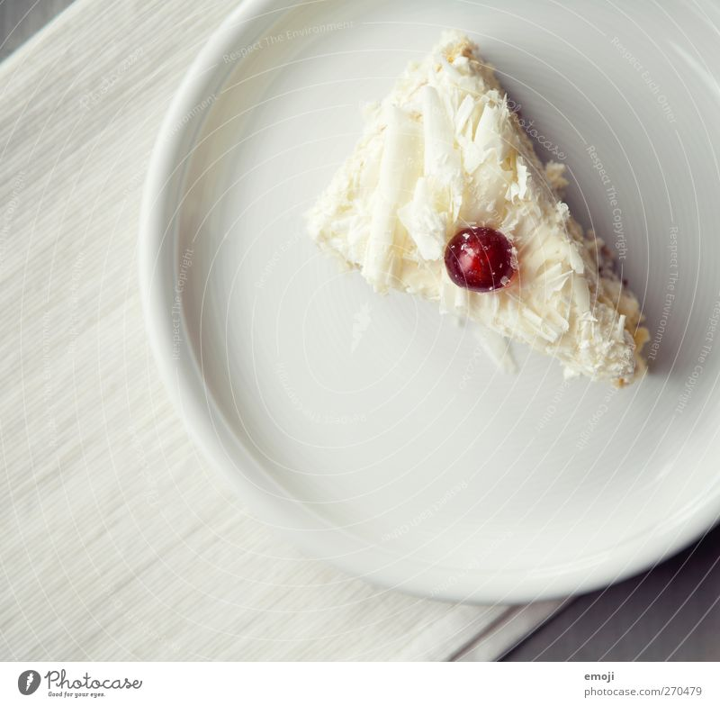 Nutrition Sweet Candy Delicious Plate Gateau Cherry Dessert Calorie Slow food Piece of gateau Rich in calories
