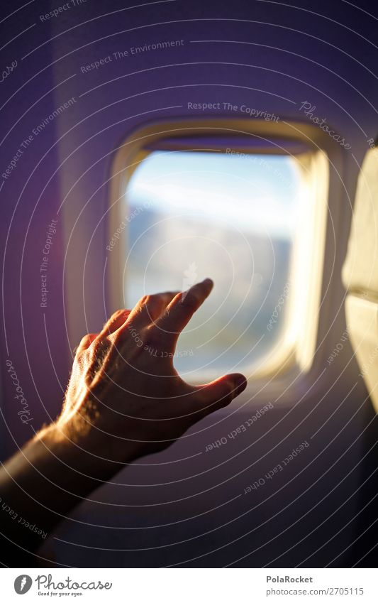 #AS# WindowSeat Leisure and hobbies Esthetic Car Window Train window Airplane window Window pane View from the airplane Airplane seat Window seat Indicate
