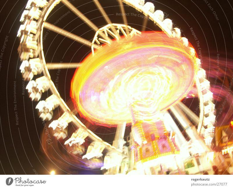Fairs & Carnivals Stuttgart Ferris wheel Cannstatter Wasen
