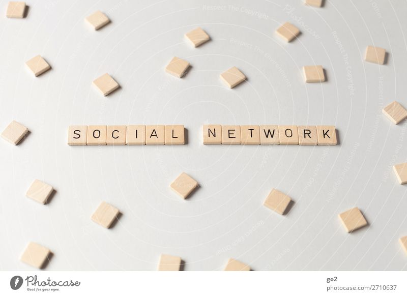 social network Playing Media New Media Internet Characters Friendship Fear of the future Stress Chaos Advancement Society Identity Communicate Complex Contact