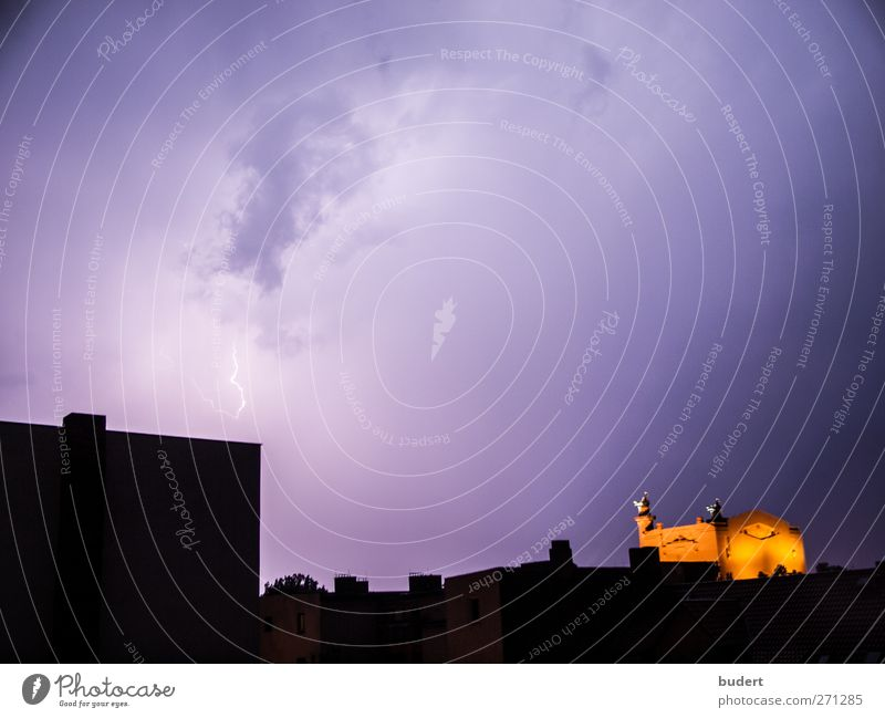 Sky Clouds Environment Weather Climate Elements Anger Storm Lightning Gale Thunder and lightning Climate change Bad weather Storm clouds
