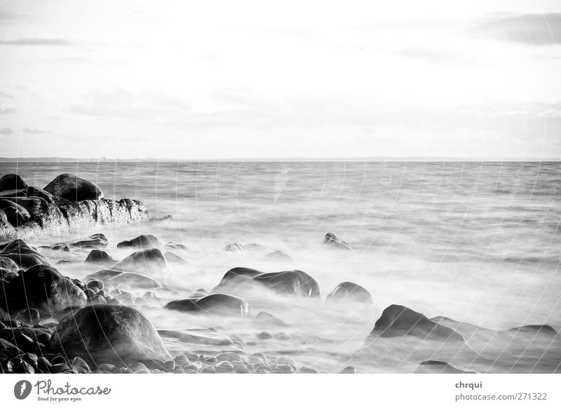 Nature Water White Summer Ocean Beach Winter Clouds Black Environment Landscape Autumn Movement Spring Coast Horizon