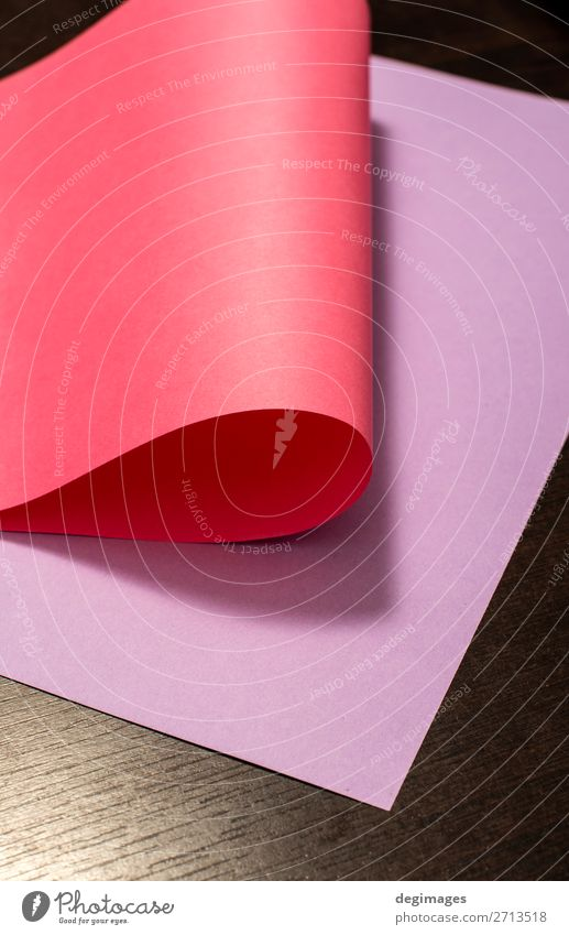 Pink and purple paper material design. Geometric unicolour Colour Art Design Line Retro Paper Stripe Wallpaper Still Life Craft (trade) Material Curve Surface