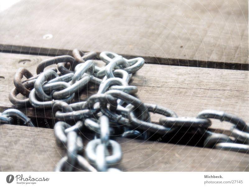 Craft (trade) Silver Chain Attach Chain link