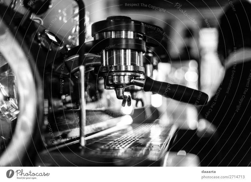 morning coffee 11 Beverage Hot drink Coffee Espresso Café Cafeteria Coffee maker Lifestyle Elegant Style Joy Harmonious Leisure and hobbies Adventure Freedom