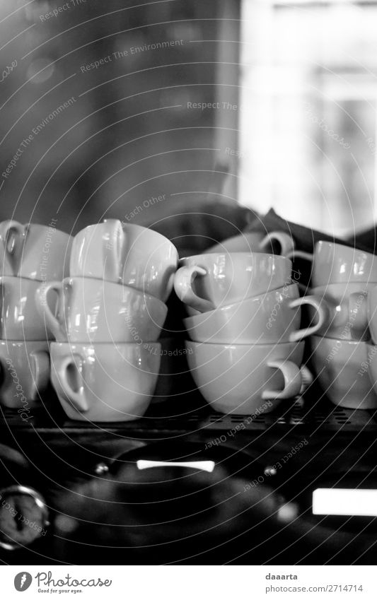 cups Beverage Hot drink Coffee Espresso Café Cafeteria Cup Mug Lifestyle Elegant Style Design Joy Harmonious Leisure and hobbies Adventure Freedom Event