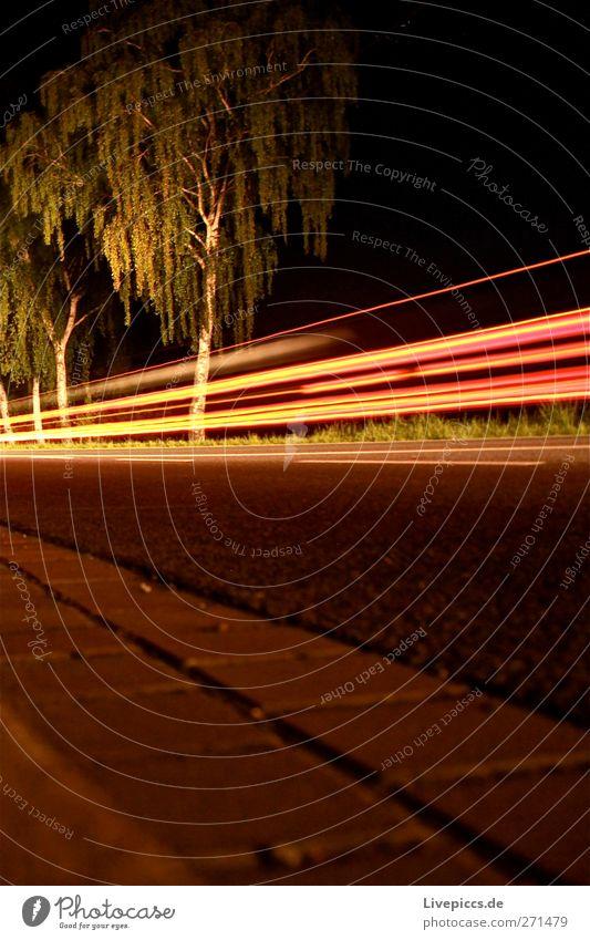 Street Car Transport Illuminate Traffic infrastructure Vehicle Road traffic Means of transport