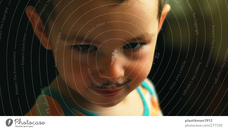 mustacheboy Human being Child Boy (child) Skin Head Face Eyes Mouth Lips Moustache 1 1 - 3 years Toddler Actor Smiling Playing Cool (slang) Firm Happiness Funny